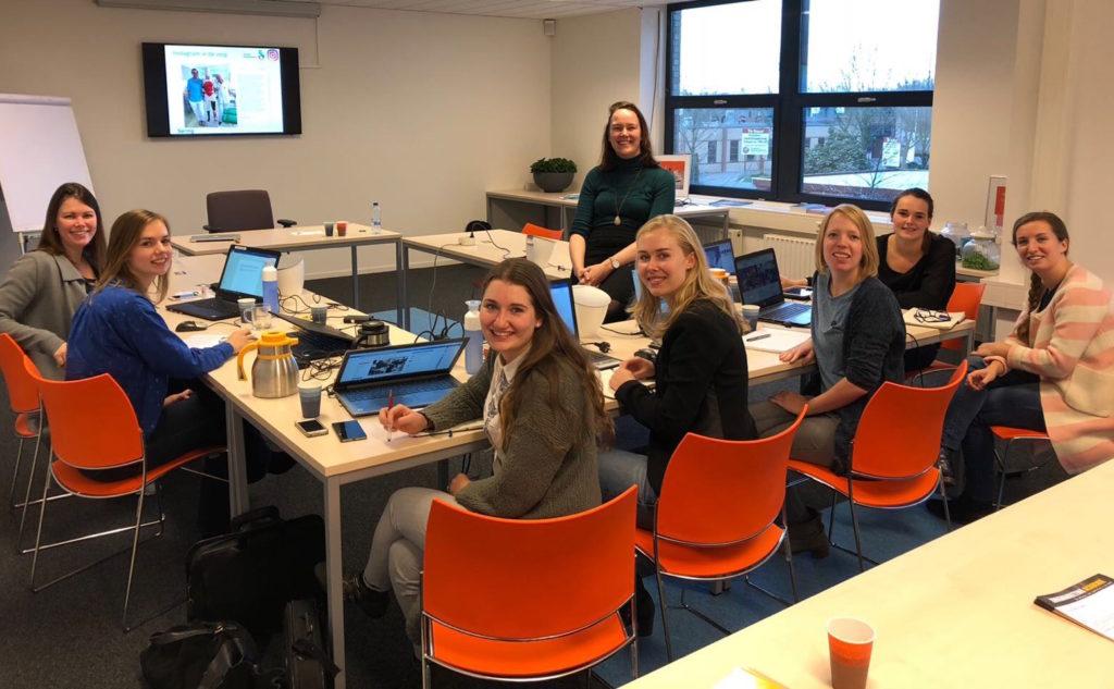 Trainingen online zorgpraktijk